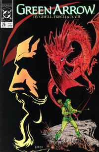 Cover Thumbnail for Green Arrow (DC, 1988 series) #26