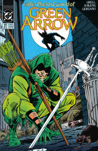 Cover Thumbnail for Green Arrow (DC, 1988 series) #27