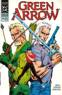 Cover Thumbnail for Green Arrow (DC, 1988 series) #28