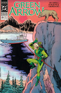 Cover Thumbnail for Green Arrow (DC, 1988 series) #29
