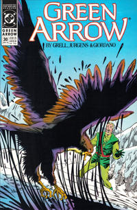 Cover Thumbnail for Green Arrow (DC, 1988 series) #30