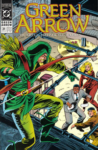 Cover Thumbnail for Green Arrow (DC, 1988 series) #31