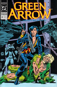 Cover Thumbnail for Green Arrow (DC, 1988 series) #32