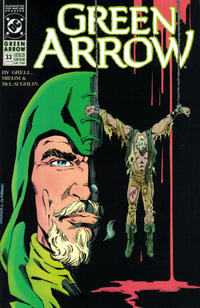 Cover Thumbnail for Green Arrow (DC, 1988 series) #33
