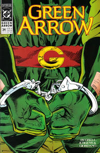 Cover Thumbnail for Green Arrow (DC, 1988 series) #34