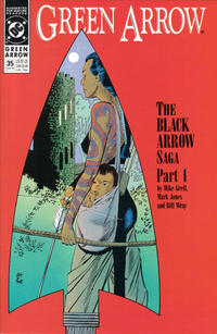 Cover Thumbnail for Green Arrow (DC, 1988 series) #35