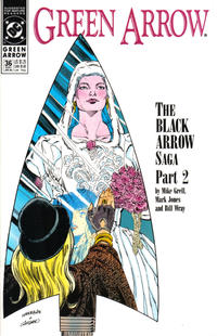 Cover Thumbnail for Green Arrow (DC, 1988 series) #36