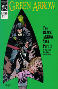 Cover Thumbnail for Green Arrow (DC, 1988 series) #37