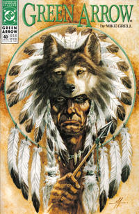Cover Thumbnail for Green Arrow (DC, 1988 series) #40