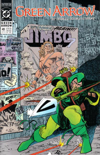 Cover Thumbnail for Green Arrow (DC, 1988 series) #41