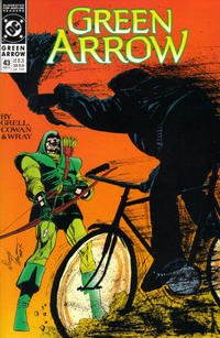 Cover Thumbnail for Green Arrow (DC, 1988 series) #43
