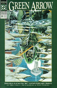 Cover Thumbnail for Green Arrow (DC, 1988 series) #50