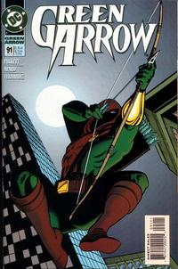 Cover Thumbnail for Green Arrow (DC, 1988 series) #91