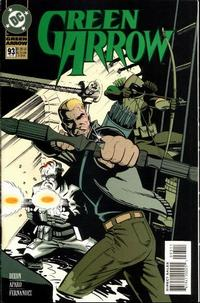 Cover Thumbnail for Green Arrow (DC, 1988 series) #93