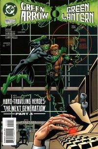 Cover Thumbnail for Green Arrow (DC, 1988 series) #111