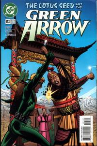 Cover Thumbnail for Green Arrow (DC, 1988 series) #113