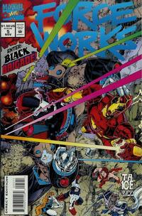 Cover Thumbnail for Force Works (Marvel, 1994 series) #5 [Direct Edition]