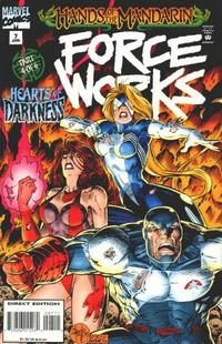 Cover Thumbnail for Force Works (Marvel, 1994 series) #7 [Direct Edition]
