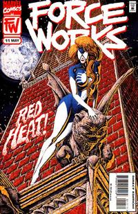 Cover Thumbnail for Force Works (Marvel, 1994 series) #11 [Direct Edition]