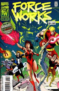 Cover Thumbnail for Force Works (Marvel, 1994 series) #13