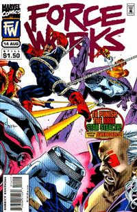 Cover Thumbnail for Force Works (Marvel, 1994 series) #14