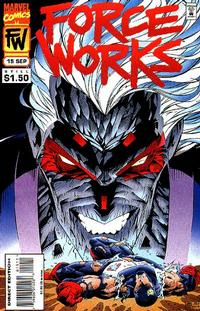 Cover Thumbnail for Force Works (Marvel, 1994 series) #15