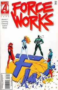 Cover Thumbnail for Force Works (Marvel, 1994 series) #16