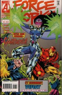 Cover Thumbnail for Force Works (Marvel, 1994 series) #17