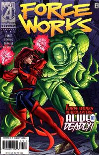 Cover Thumbnail for Force Works (Marvel, 1994 series) #20