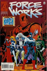 Cover Thumbnail for Force Works (Marvel, 1994 series) #21