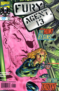 Cover Thumbnail for Fury / Agent 13 (Marvel, 1998 series) #1