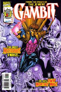 Cover for Gambit (Marvel, 1999 series) #1 [Ace Cover]