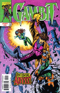 Cover Thumbnail for Gambit (Marvel, 1999 series) #5 [Direct Edition]