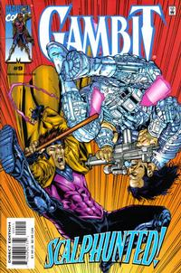 Cover Thumbnail for Gambit (Marvel, 1999 series) #9