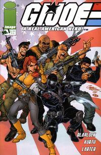 Cover Thumbnail for G.I. Joe (Image, 2001 series) #1