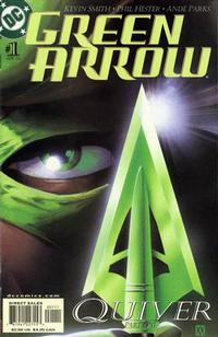 Cover Thumbnail for Green Arrow (DC, 2001 series) #1
