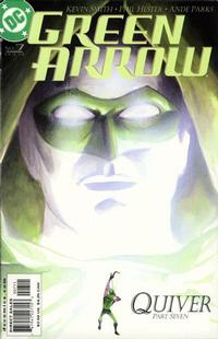 Cover Thumbnail for Green Arrow (DC, 2001 series) #7
