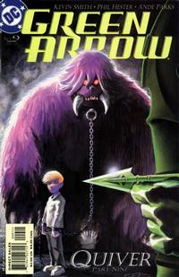 Cover Thumbnail for Green Arrow (DC, 2001 series) #9