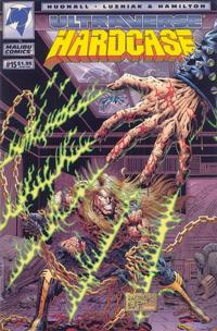 Cover for Hardcase (Malibu, 1993 series) #15