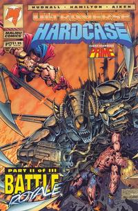 Cover Thumbnail for Hardcase (Malibu, 1993 series) #17