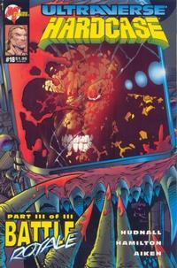Cover for Hardcase (Malibu, 1993 series) #18