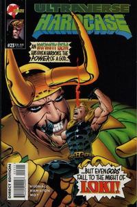 Cover Thumbnail for Hardcase (Malibu, 1993 series) #23