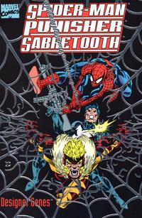 Cover Thumbnail for Spider-Man, Punisher, Sabretooth: Designer Genes (Marvel, 1993 series)