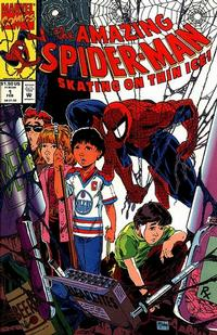 Cover Thumbnail for The Amazing Spider-Man: Skating on Thin Ice (Marvel, 1993 series) #1