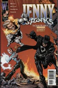 Cover Thumbnail for Jenny Sparks: The Secret History of the Authority (DC, 2000 series) #2
