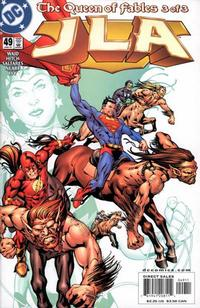 Cover Thumbnail for JLA (DC, 1997 series) #49