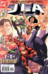 Cover Thumbnail for JLA (DC, 1997 series) #50