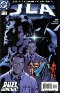 Cover Thumbnail for JLA (DC, 1997 series) #51