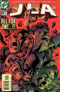 Cover Thumbnail for JLA (DC, 1997 series) #54