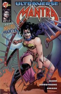 Cover Thumbnail for Mantra (Malibu, 1993 series) #17